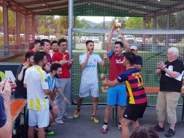 Benefiz-Fußballturnier in Schorndorf